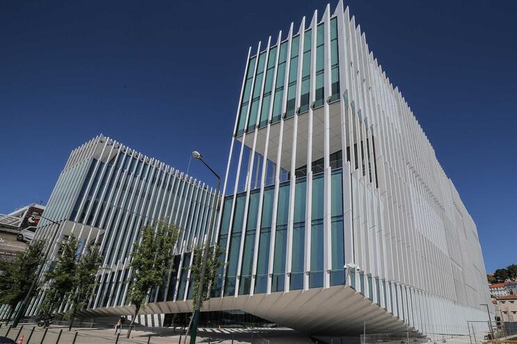 Sede da EDP, em Lisboa