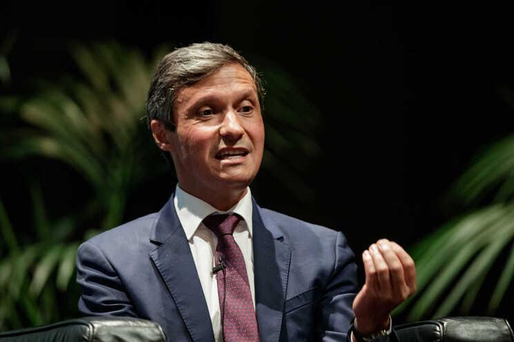 O presidente da Câmara de Famalicão, Paulo Cunha