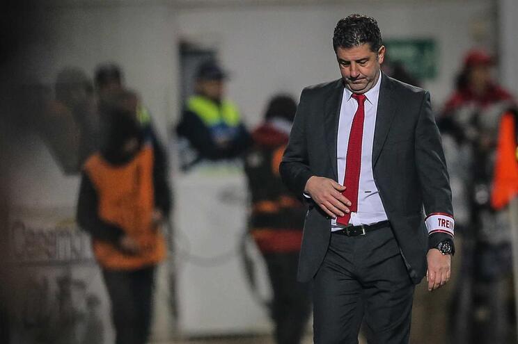 Rui Vitória já não é treinador do Benfica