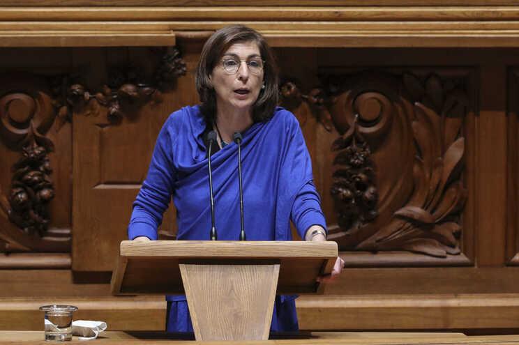 Ana Catarina Mendes, líder parlamentar do Partido Socialista