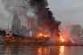 Mais de 100 pessoas morreram em explosões no porto de Beirute