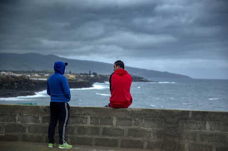 Depressão Justine deixa Açores em alerta