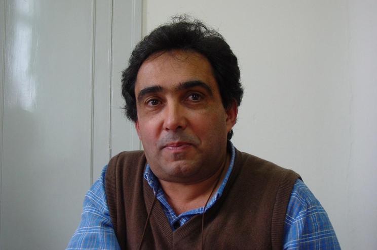 João Dinis, membro da direção da Confederação Nacional da Agricultura (CNA)