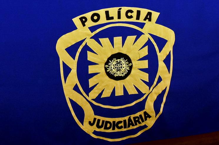 Polícia apreendeu várias armas ao suspeito