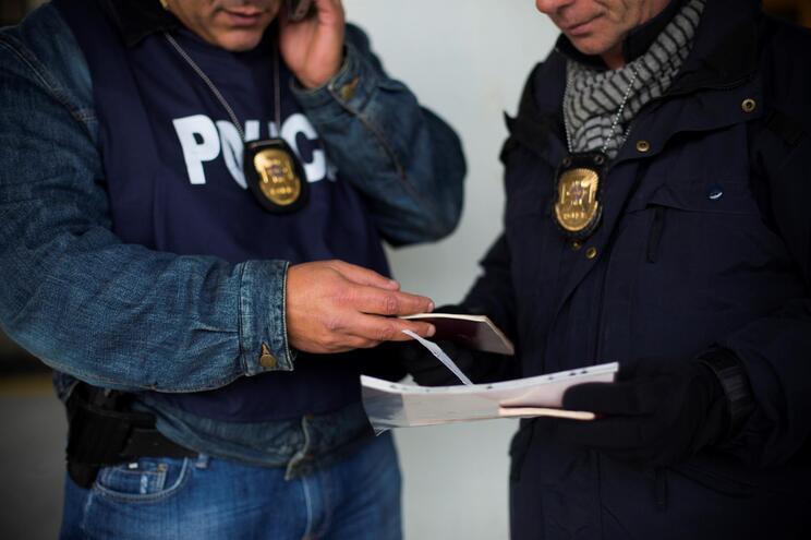 SEF deteve o suspeito com ligações ao terrorismo
