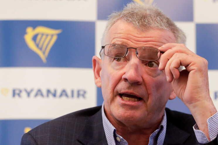 Michael O'Leary, CEO da Ryanair