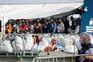 Navio com 367 migrantes pede porto seguro face ameaça de furacão