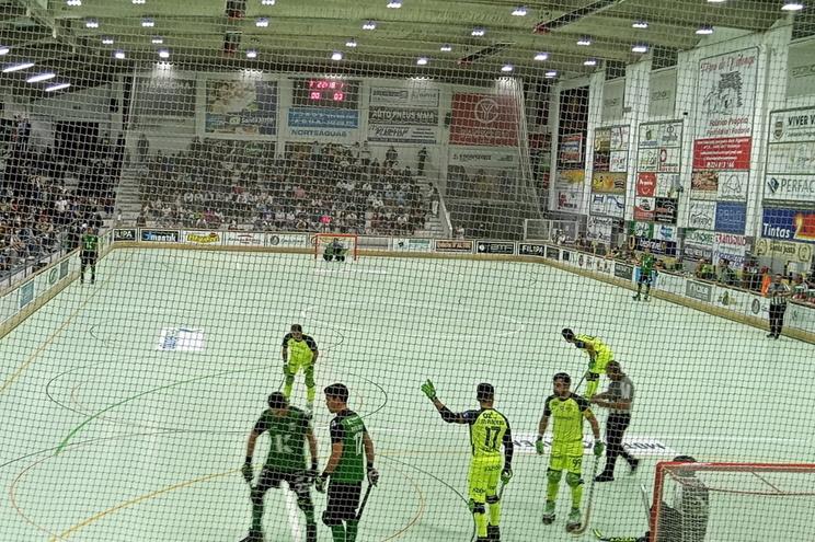 O clube informou que já entregou uma participação disciplinar à Federação de Patinagem