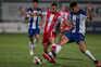 Rúben Oliveira, do Aves, está a tentar ajudar os funcionários do clube