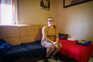 """Diana Francisco, de 38 anos, está em """"desespero"""": sem apoio, sozinha e com três filhos pequenos"""