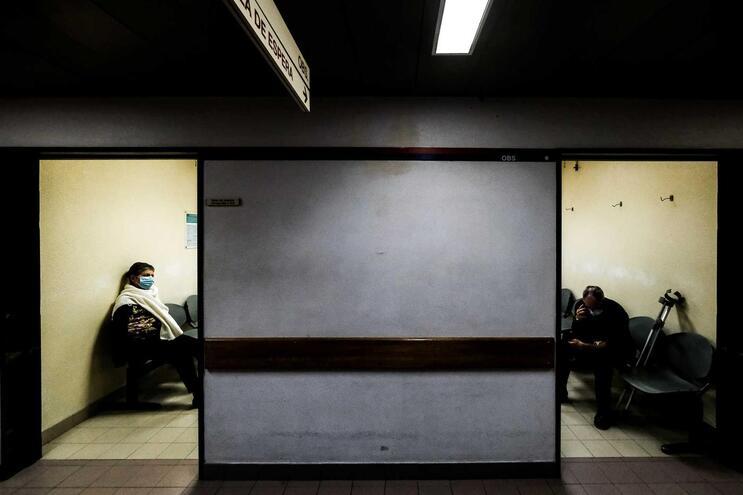 Doentes estão a atrasar idas aos hospitais. Médicos preocupados