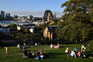 Austrália abranda restrições em Sydney