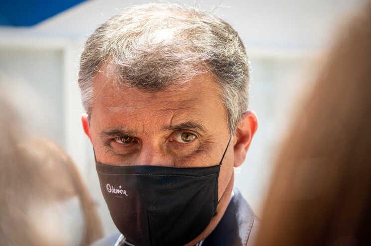 José Alberto Guerreiro, presidente da Câmara de Odemira