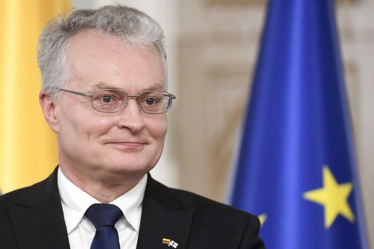 Presidente da Lituânia, Gitanas Nauseda