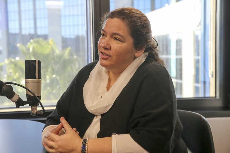 Alexandra Leitão, ministra da Modernização do Estado e da Administração Pública