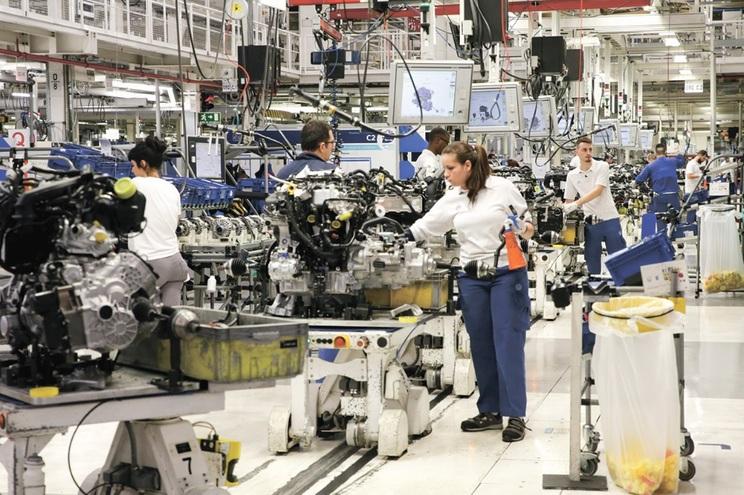 Unidade de Palmela prevê acabar o ano com o fabrico de 193 mil viaturas