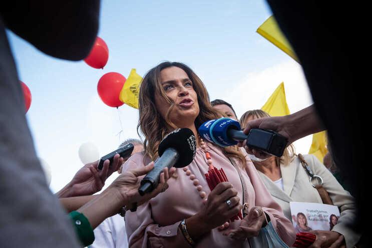 Em Matosinhos, pode a Petrogal colocar Luísa Salgueiro num lugar perigoso?