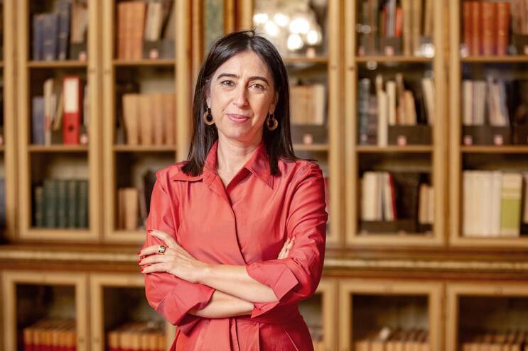 Alexandra Bento, bastonária da Ordem dos Nutricionistas