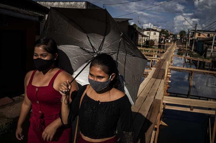 Preocupação surge na América Latina (Brasil, na imagem) com a chegada do inverno