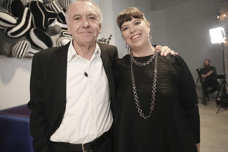 Joana Vasconcelos e Giles Lipovetsky