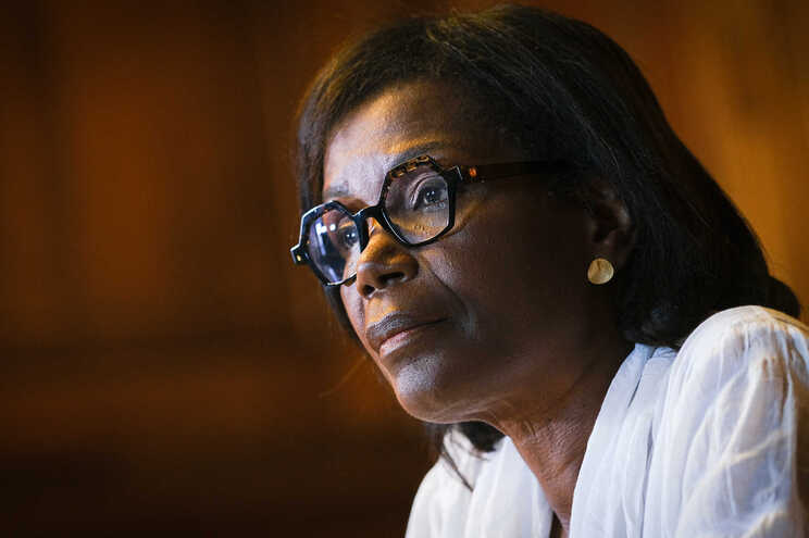 Ministra da Justiça, Francisca Van Dunem