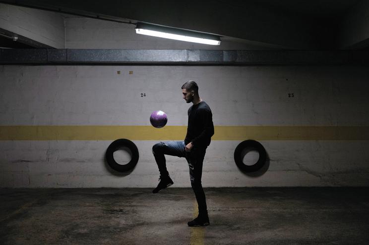 Jogador argentino veio para Portugal com 24 compatriotas