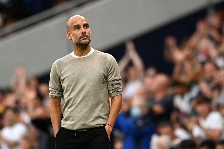 Guardiola já conquistou 10 títulos pelo Manchester City