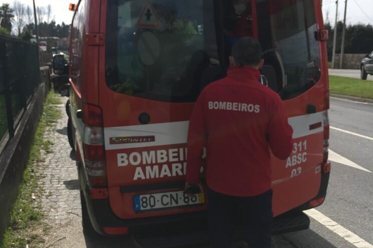 Trator capotou e matou condutor em Amares