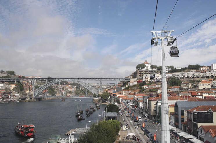 Hotel vai nascer na encosta junto à ponte