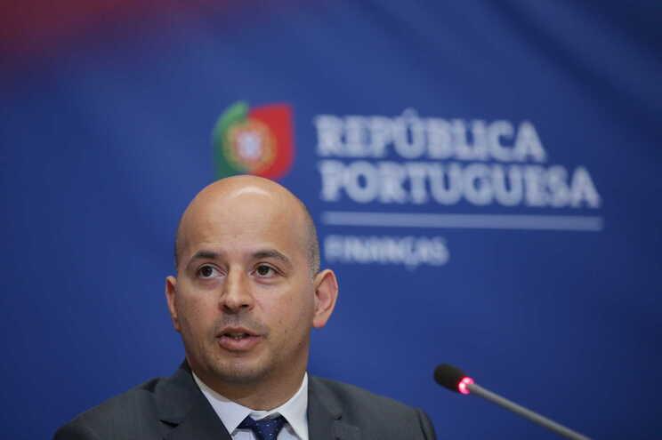 O secretário de Estado do Orçamento e futuro ministro das Finanças, João Leão