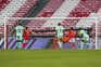 O Benfica venceu o Marítimo esta segunda-feira