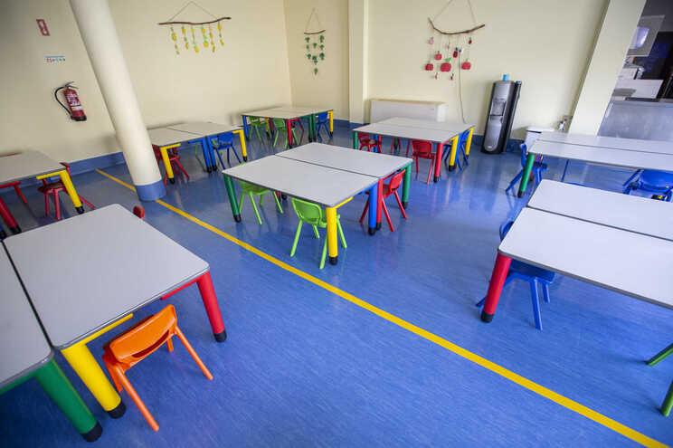 """Creches enviaram a identificação de educadores e funcionários que """"contactam diretamente com as crianças"""""""