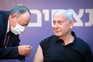 Primeiro-ministro Benjamin Netanyahu recebeu a segunda dose da vacina contra a covid-19