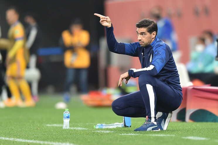 """Abel Ferreira com """"sensação do dever cumprido"""" após conquista da Taça do Brasil"""