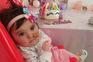 Matilde - 15 meses - medicada a 27 de agosto de 2019