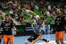 Sporting entra a vencer na Liga europeia com golo no último suspiro