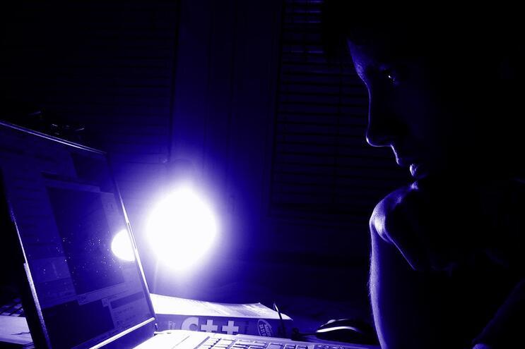 hacker pirataria informatica computador Direitos Reservados