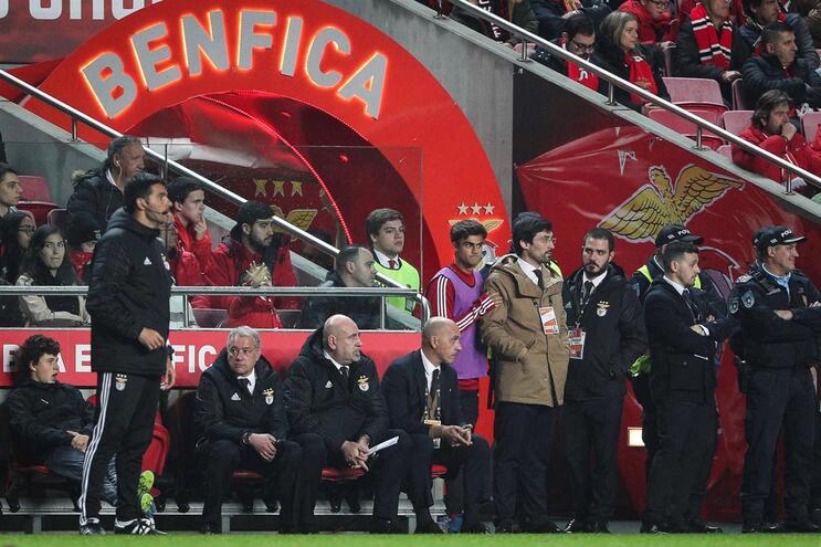 Benfica multado por não enviar imagens e som do sistema de videovigilância