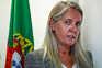 Diretora do Serviço de Estrangeiros e Fronteiras (SEF), Cristina Gatões