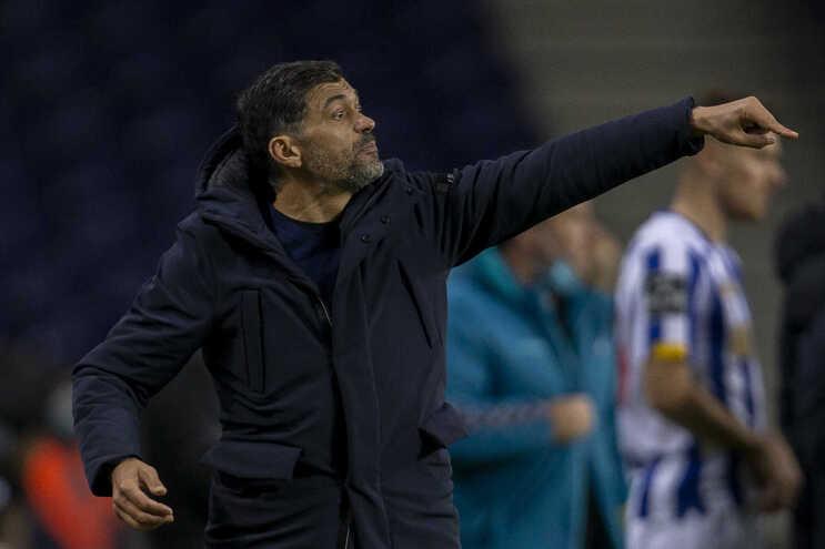 Sérgio Conceição procura mais um troféu