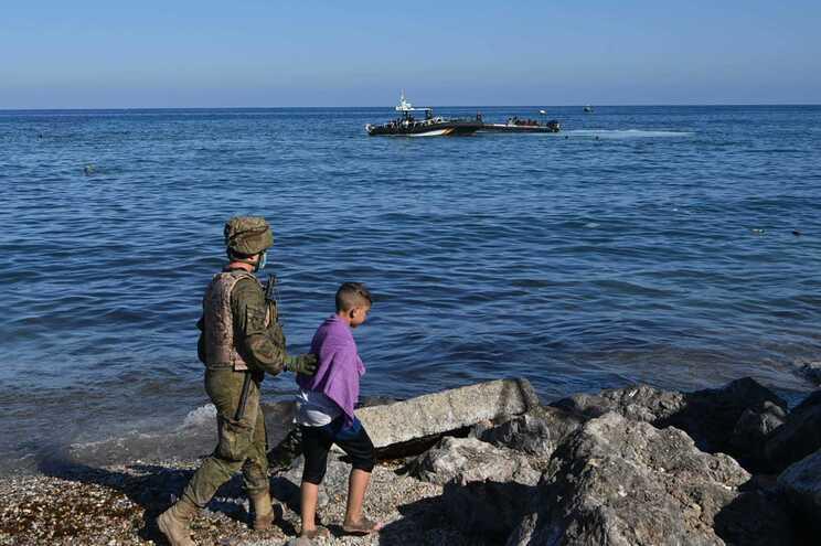 Espanha está a trabalhar na repatriação dos migrantes menores