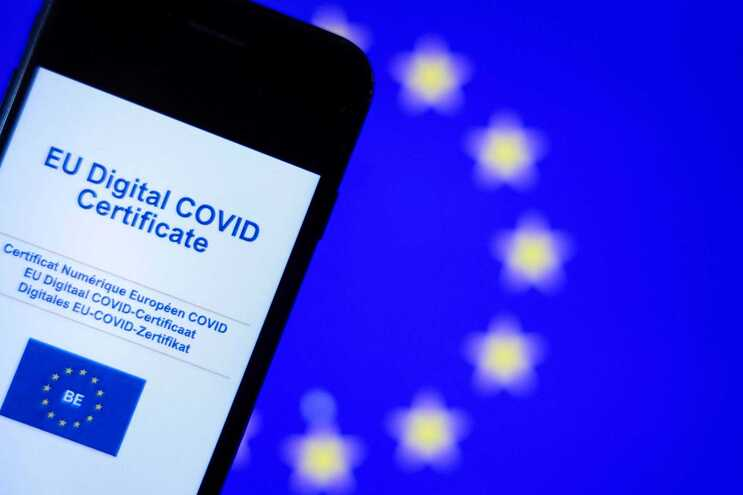 Certificado digital pode ser utilizado a partir de 1 de julho nas viagens na UE, bem como na Islândia