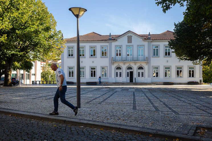 Edifício da Camara Municipal de Melgaço
