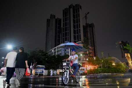 """Vista de Shenzhen, a """"silicon valley"""" da China"""