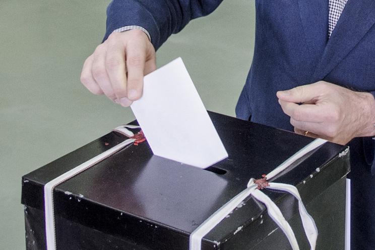 Eleições realizam-se a 26 de setembro