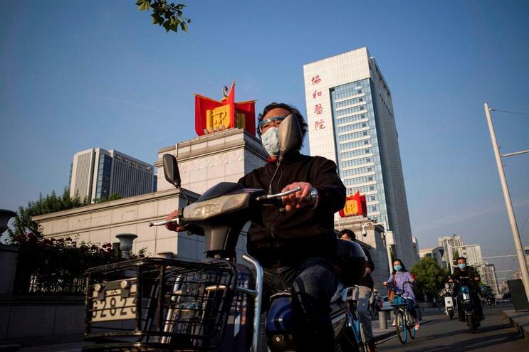 China passou de seis novos casos para 22 em 24 horas