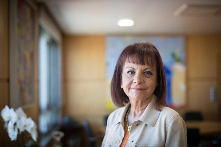Ministra da Presidência e da Modernização Administrativa, Maria Manuel Leitão Marques