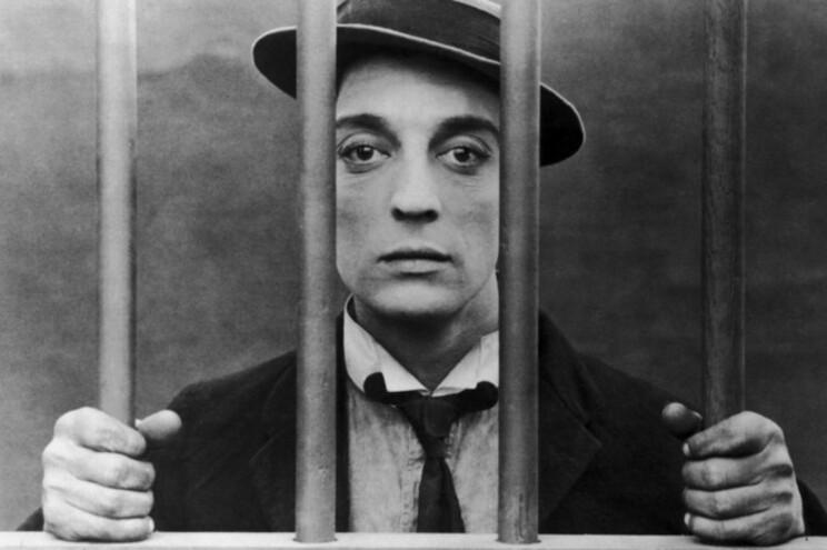 O genial Buster Keaton, figura maior do cinema mudo
