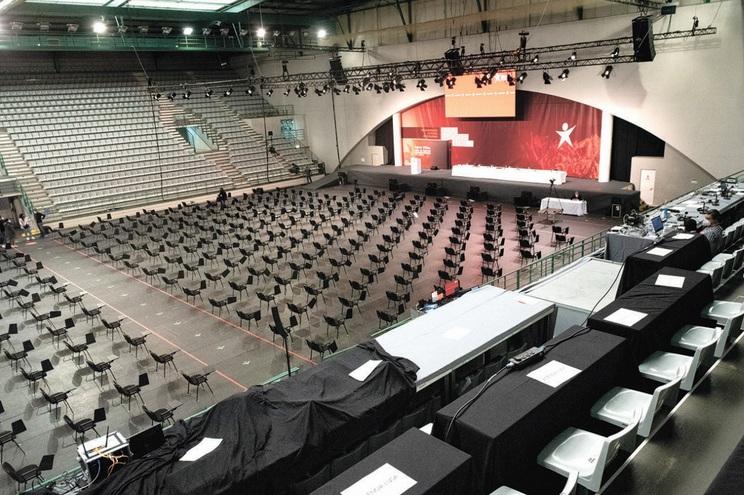 Bloquistas vão reunir-se no Centro de Desportos e Congressos de Matosinhos