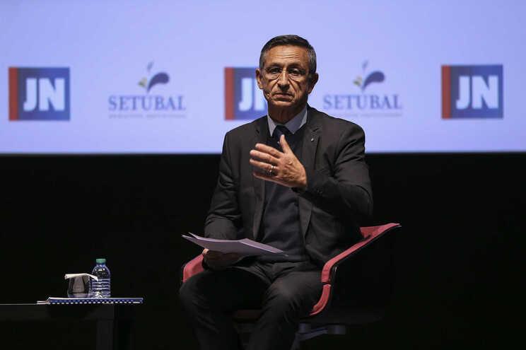 Carlos Rabaçal, vereador da Câmara Municipal de Setúbal